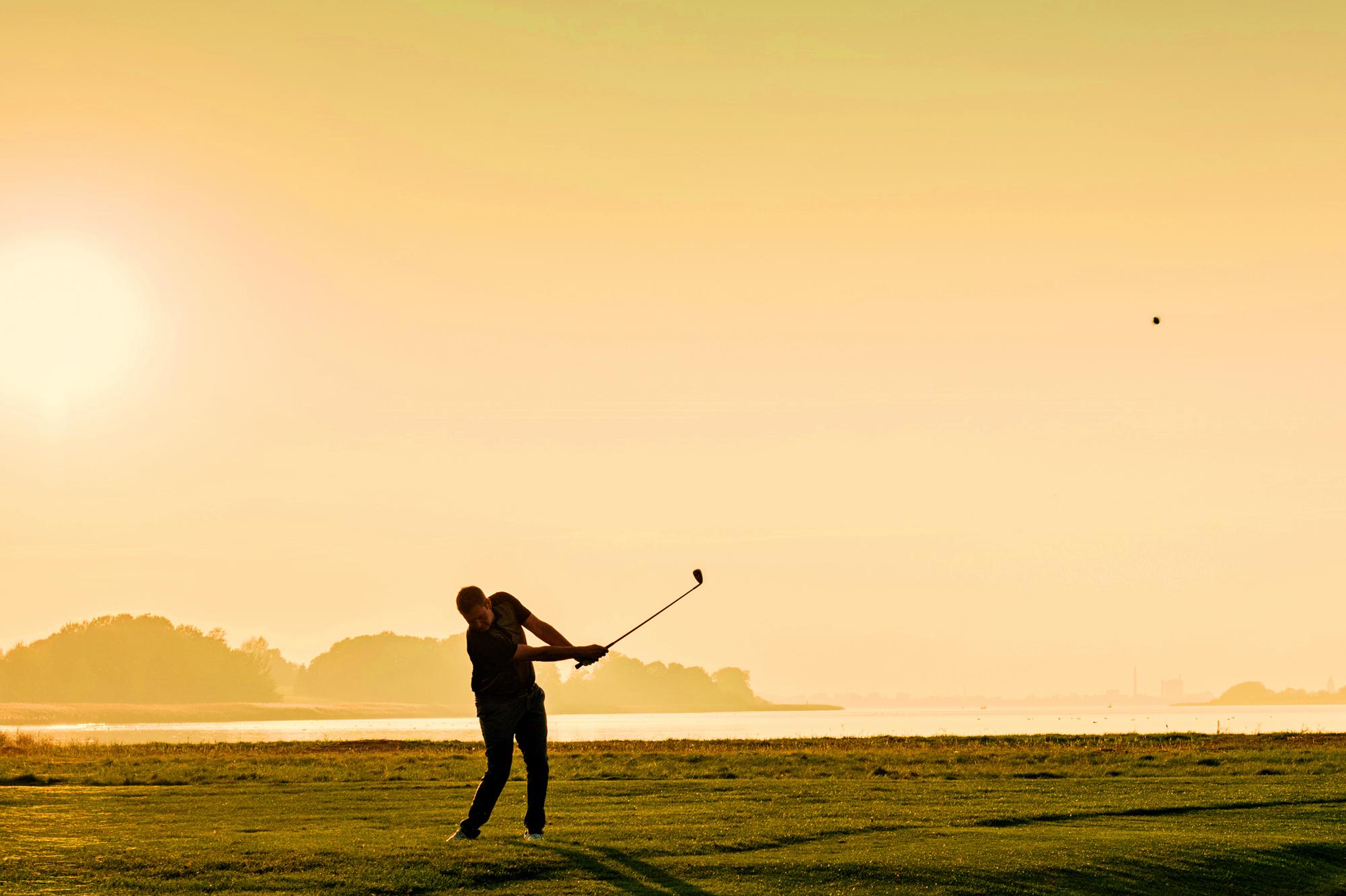 Dating-Seiten für Golfer